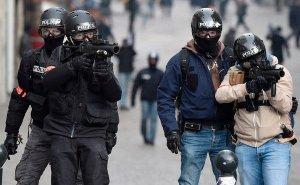 Fransada terror  HƏYƏCANI