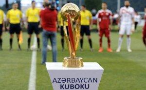Azərbaycan kubokunun  PÜŞKÜ ATILDI