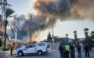 İsrailin Aşkelon şəhərinə raket zərbəsi  ENDİRİLDİ