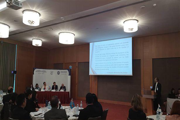 Ali Audit Qurumlarının Beynəlxalq Təşkilatının Dövlət Büdcəsi üzrə İşçi Qrupunun illik toplantısı keçirilir