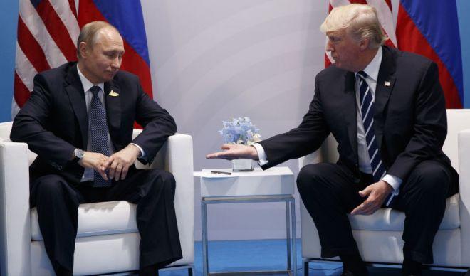 Putin Trampı çətin vəziyyətə salıb - Keçmiş diplomatdan açıqlama