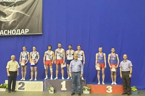 Batutçularımız Rusiyada qızıl medal qazandı