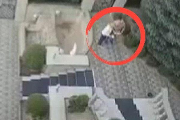 Rektora qarşı terror: bomba əlini qopardı - ANBAAN VİDEO