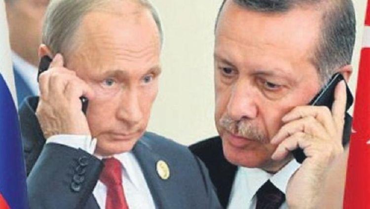 Bu axşam hər şey məlum olacaq  - Ərdoğanla Putinin həlledici telefon danışığı