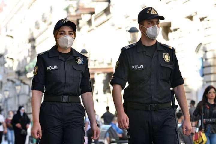 Azərbaycanda Polis Günü qeyd edilir - 102 İL