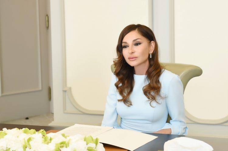 """""""Bütün musiqiçilərə təşəkkürümü bildirirəm"""" - Mehriban Əliyevadan PAYLAŞIM"""